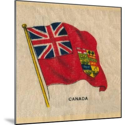 'Canada', c1910-Unknown-Mounted Giclee Print