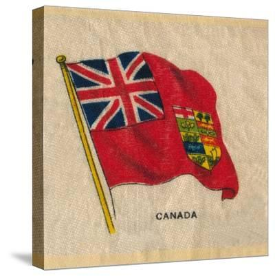 'Canada', c1910-Unknown-Stretched Canvas Print