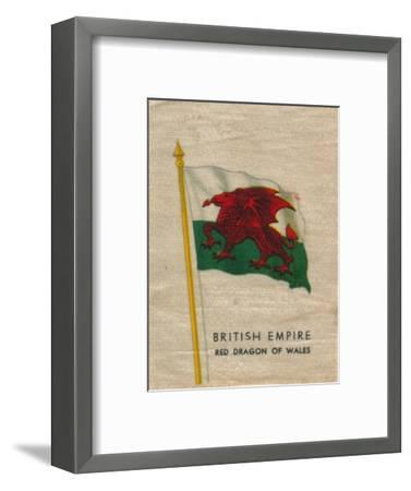'British Empire - Red Dragon of Wales', c1910-Unknown-Framed Giclee Print