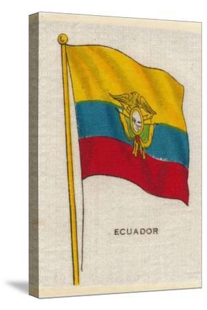 'Ecuador', c1910-Unknown-Stretched Canvas Print