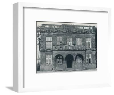 'Lodge Park', 1911-Unknown-Framed Photographic Print