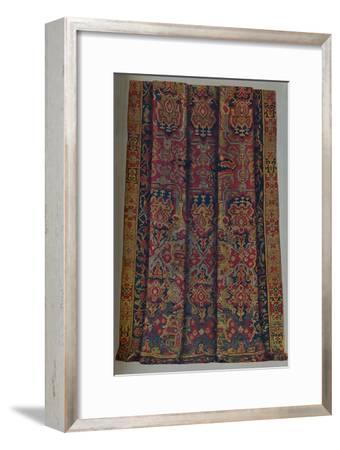 'Hispano-Mauresque Carpet', c15th century, (1910)-Unknown-Framed Giclee Print