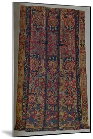 'Hispano-Mauresque Carpet', c15th century, (1910)-Unknown-Mounted Giclee Print