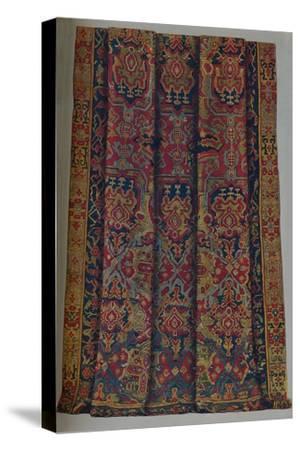 'Hispano-Mauresque Carpet', c15th century, (1910)-Unknown-Stretched Canvas Print
