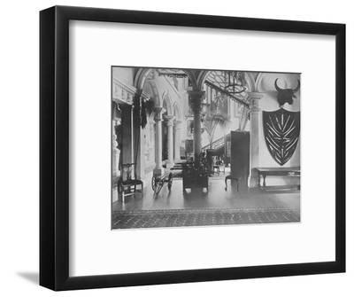 'Bayham, Kent - The Marquis Camden', 1910-Unknown-Framed Photographic Print