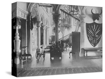 'Bayham, Kent - The Marquis Camden', 1910-Unknown-Stretched Canvas Print
