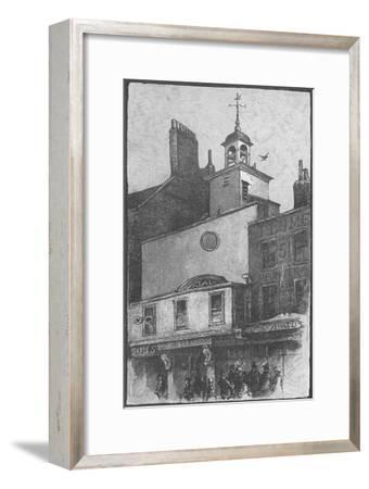 'St. Ethelburga', 1890-Unknown-Framed Giclee Print