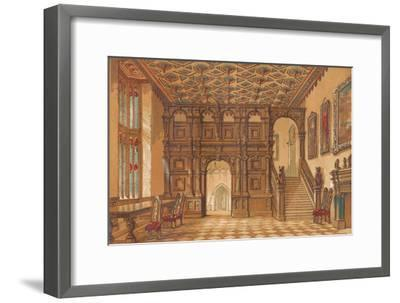 'Methley Hall', c1845, (1864)-Unknown-Framed Giclee Print