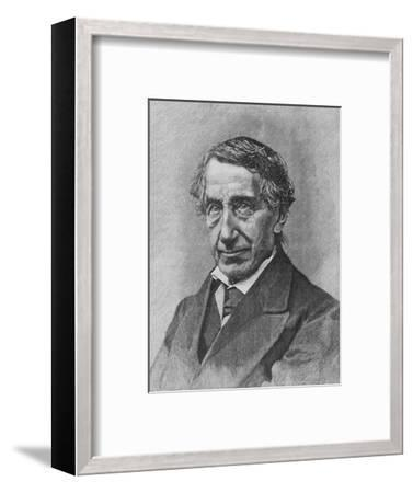 'Dr. Dollinger', c1890-Unknown-Framed Giclee Print