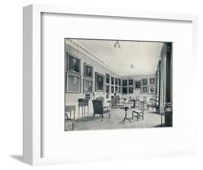 'The Drawing-Room', 1926-Unknown-Framed Photographic Print