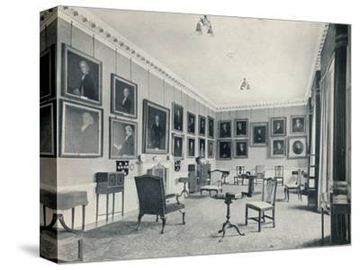 'The Drawing-Room', 1926-Unknown-Stretched Canvas Print