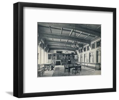 'Election Hall', 1926-Unknown-Framed Photographic Print