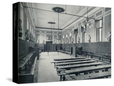 'Upper School, Looking South', 1926-Unknown-Stretched Canvas Print