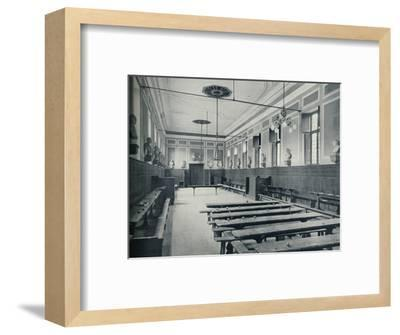'Upper School, Looking South', 1926-Unknown-Framed Photographic Print