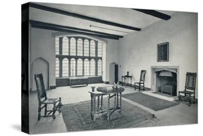 'Jericho, The Upper Room in Lupton's Tower', 1926-Unknown-Stretched Canvas Print