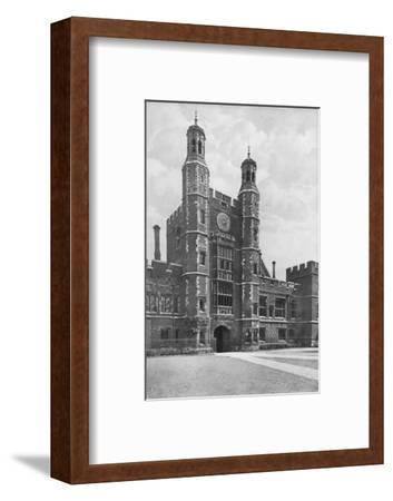 'Lupton's Tower', 1926-Unknown-Framed Photographic Print
