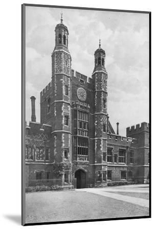 'Lupton's Tower', 1926-Unknown-Mounted Photographic Print