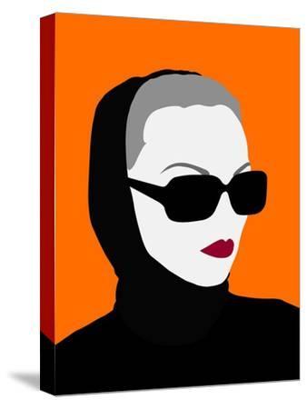 Lady No. 10-Sean Salvadori-Stretched Canvas Print