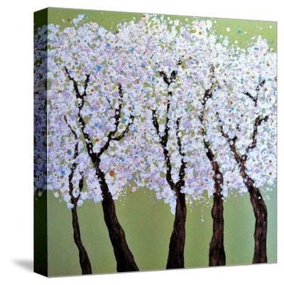 Season I-Hyunah Kim-Stretched Canvas Print
