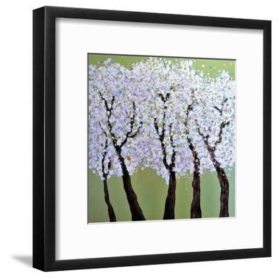 Season I-Hyunah Kim-Framed Art Print