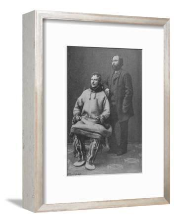 'O. Christofersen and A. Trontheim', 1897-Unknown-Framed Photographic Print