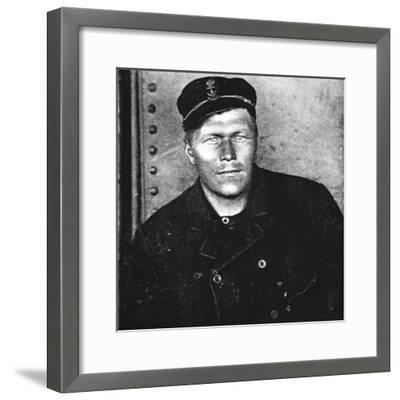 'Peter Henriksen', 1895, (1897)-Unknown-Framed Photographic Print