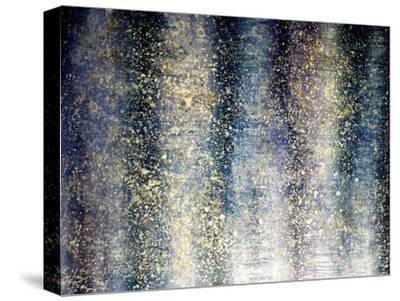 Shimmering deep-Hyunah Kim-Stretched Canvas Print
