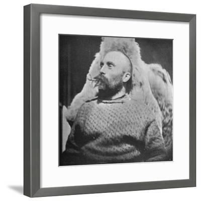 'Bernt Bentzen', 1893, (1897)-Unknown-Framed Photographic Print