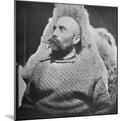 'Bernt Bentzen', 1893, (1897)-Unknown-Mounted Photographic Print