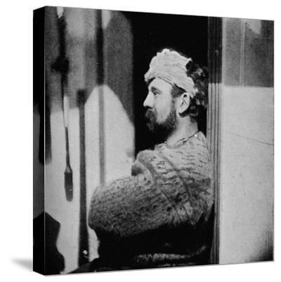 'Bernard Nordahl', 1893, (1897)-Unknown-Stretched Canvas Print