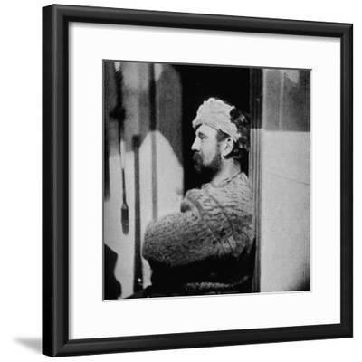 'Bernard Nordahl', 1893, (1897)-Unknown-Framed Photographic Print