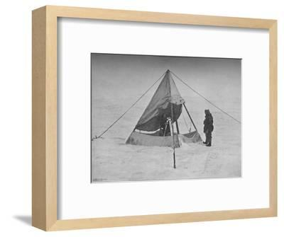 'Magnetic Observations', c1895, (1897)-Unknown-Framed Photographic Print