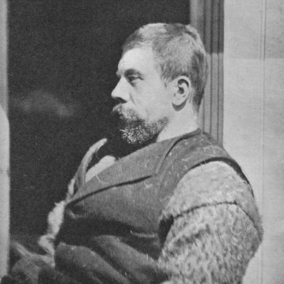 'Anton Amundsen', 1893, (1897)-Unknown-Framed Photographic Print