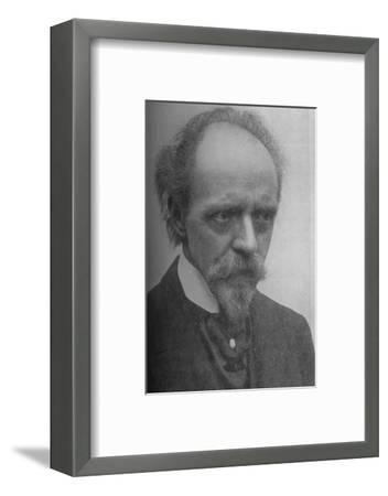 'Hall Caine', c1910, (1934)-Unknown-Framed Photographic Print