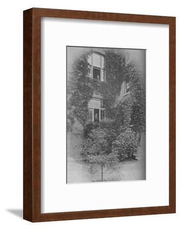 'Summer at The Pines', c1909, (1934)-Unknown-Framed Photographic Print