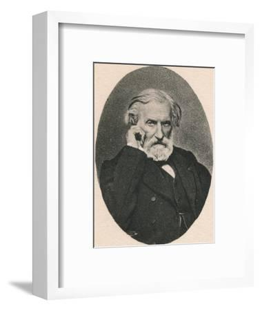 'A. Thomas.', 1895-Unknown-Framed Photographic Print