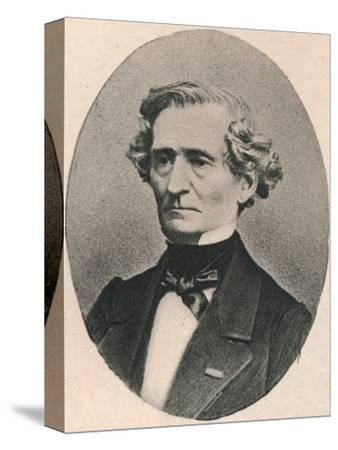 'Berlioz.', 1895-Unknown-Stretched Canvas Print