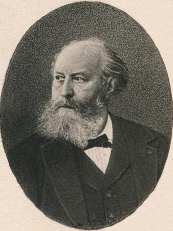 'Gounod.', c1893, (1895)-Unknown-Framed Photographic Print