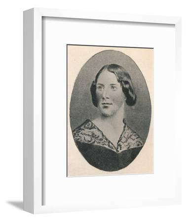 'Jenny Lind.', 1895-Unknown-Framed Photographic Print