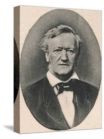 'Wagner.', 1895-Unknown-Stretched Canvas Print