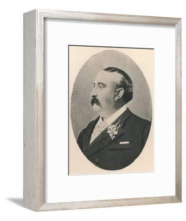 'Ed. Lloyd.', 1895-Unknown-Framed Photographic Print