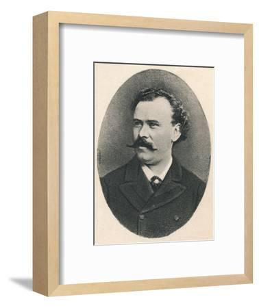 'Barton McGuckin.', 1895-Unknown-Framed Photographic Print