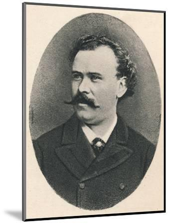 'Barton McGuckin.', 1895-Unknown-Mounted Photographic Print