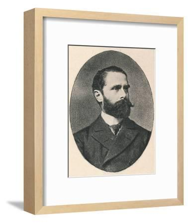 'Goring-Thomas.', 1895-Unknown-Framed Photographic Print