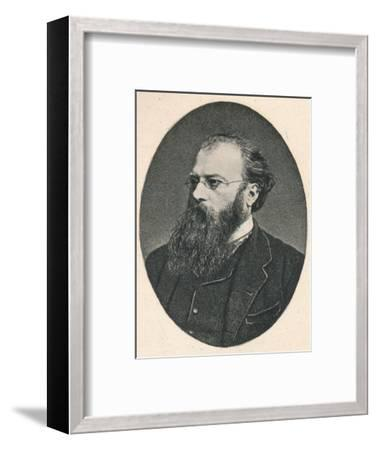 'Hans Richter.', 1895-Unknown-Framed Photographic Print