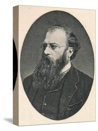 'Hans Richter.', 1895-Unknown-Stretched Canvas Print