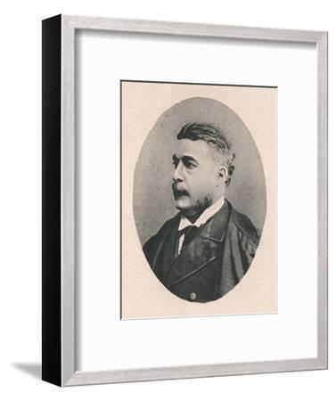'Sir A. Sullivan.', 1895-Unknown-Framed Giclee Print