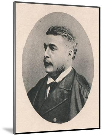 'Sir A. Sullivan.', 1895-Unknown-Mounted Giclee Print
