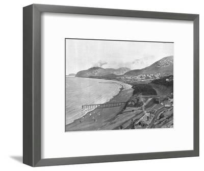 Penmaenmawr, c1900-Unknown-Framed Photographic Print