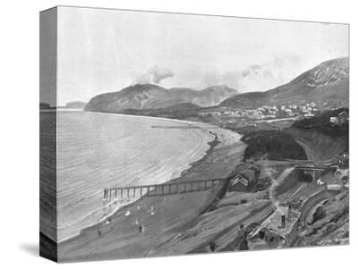 Penmaenmawr, c1900-Unknown-Stretched Canvas Print